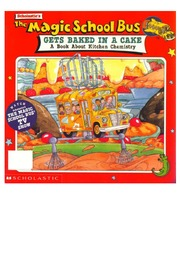 texts         GETS BAKED IN A CAKE - ENGLISH - MAGIC SCHOOL BUS                                    by     JOANNA COLE, BRUCE DEGEN