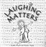 texts         LAUGHING MATTERS - ENG - KAMLA BHASIN, BINDIA THAPAR                                    by     KAMLA BHASIN, BINDIA THAPAR