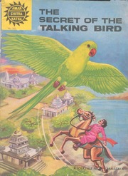 texts                SECRET OF THE TALKING BIRD - COMIC                                    by     AMAR CHITRA KATHA