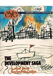 texts                THE EYE - SPICMACAY - JULY-SEPT 1997 - THE DEVELOPMENT SAGA                                    by     SPICMACAY / EYE TEAM